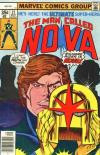 Nova #21 comic books - cover scans photos Nova #21 comic books - covers, picture gallery