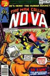 Nova #23 comic books - cover scans photos Nova #23 comic books - covers, picture gallery