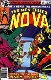 Nova #24 comic books - cover scans photos Nova #24 comic books - covers, picture gallery