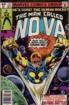 Nova #25 comic books - cover scans photos Nova #25 comic books - covers, picture gallery