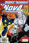 Nova #10 Comic Books - Covers, Scans, Photos  in Nova Comic Books - Covers, Scans, Gallery