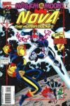 Nova #12 comic books - cover scans photos Nova #12 comic books - covers, picture gallery