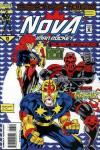 Nova #13 Comic Books - Covers, Scans, Photos  in Nova Comic Books - Covers, Scans, Gallery