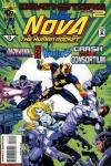 Nova #14 comic books - cover scans photos Nova #14 comic books - covers, picture gallery