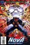 Nova #16 comic books - cover scans photos Nova #16 comic books - covers, picture gallery