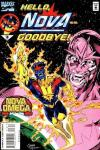 Nova #18 Comic Books - Covers, Scans, Photos  in Nova Comic Books - Covers, Scans, Gallery