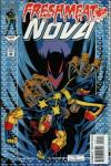 Nova #5 comic books - cover scans photos Nova #5 comic books - covers, picture gallery