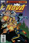 Nova #8 comic books - cover scans photos Nova #8 comic books - covers, picture gallery