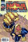 Nova #1 Comic Books - Covers, Scans, Photos  in Nova Comic Books - Covers, Scans, Gallery