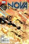 Nova #27 comic books - cover scans photos Nova #27 comic books - covers, picture gallery