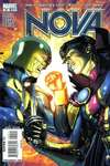 Nova #30 comic books - cover scans photos Nova #30 comic books - covers, picture gallery