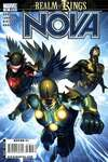 Nova #33 comic books - cover scans photos Nova #33 comic books - covers, picture gallery