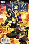 Nova #34 Comic Books - Covers, Scans, Photos  in Nova Comic Books - Covers, Scans, Gallery