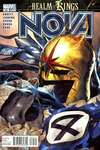 Nova #35 comic books - cover scans photos Nova #35 comic books - covers, picture gallery