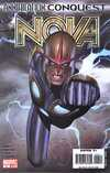 Nova #4 comic books - cover scans photos Nova #4 comic books - covers, picture gallery