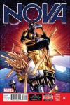 Nova #21 comic books for sale