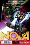 Nova #3 comic books for sale