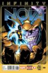Nova #8 comic books for sale