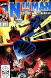 Nth Man The Ultimate Ninja #11 comic books - cover scans photos Nth Man The Ultimate Ninja #11 comic books - covers, picture gallery