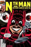 Nth Man The Ultimate Ninja #13 comic books for sale