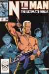 Nth Man The Ultimate Ninja #2 comic books - cover scans photos Nth Man The Ultimate Ninja #2 comic books - covers, picture gallery