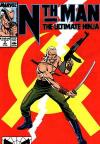 Nth Man The Ultimate Ninja #3 comic books - cover scans photos Nth Man The Ultimate Ninja #3 comic books - covers, picture gallery