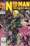 Nth Man The Ultimate Ninja #4 comic books - cover scans photos Nth Man The Ultimate Ninja #4 comic books - covers, picture gallery