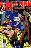 Nth Man The Ultimate Ninja #5 comic books - cover scans photos Nth Man The Ultimate Ninja #5 comic books - covers, picture gallery