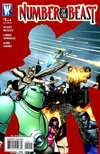 Number of the Beast #2 cheap bargain discounted comic books Number of the Beast #2 comic books