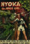 Nyoka: The Jungle Girl comic books