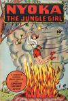 Nyoka: The Jungle Girl #20 comic books for sale