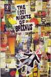 1001 Nights of Bacchus comic books