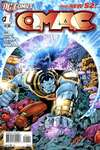 OMAC comic books