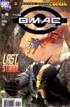 OMAC Project #4 comic books - cover scans photos OMAC Project #4 comic books - covers, picture gallery