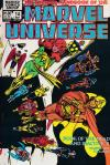 Official Handbook of the Marvel Universe #14 comic books - cover scans photos Official Handbook of the Marvel Universe #14 comic books - covers, picture gallery