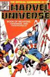 Official Handbook of the Marvel Universe #15 comic books - cover scans photos Official Handbook of the Marvel Universe #15 comic books - covers, picture gallery