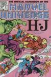 Official Handbook of the Marvel Universe #5 Comic Books - Covers, Scans, Photos  in Official Handbook of the Marvel Universe Comic Books - Covers, Scans, Gallery