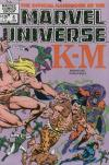 Official Handbook of the Marvel Universe #6 comic books - cover scans photos Official Handbook of the Marvel Universe #6 comic books - covers, picture gallery