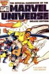 Official Handbook of the Marvel Universe #10 comic books - cover scans photos Official Handbook of the Marvel Universe #10 comic books - covers, picture gallery