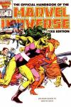 Official Handbook of the Marvel Universe #11 comic books - cover scans photos Official Handbook of the Marvel Universe #11 comic books - covers, picture gallery