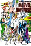 Official Handbook of the Marvel Universe #12 comic books for sale