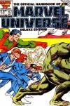 Official Handbook of the Marvel Universe #15 Comic Books - Covers, Scans, Photos  in Official Handbook of the Marvel Universe Comic Books - Covers, Scans, Gallery