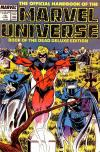 Official Handbook of the Marvel Universe #16 comic books - cover scans photos Official Handbook of the Marvel Universe #16 comic books - covers, picture gallery