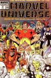 Official Handbook of the Marvel Universe #18 comic books - cover scans photos Official Handbook of the Marvel Universe #18 comic books - covers, picture gallery