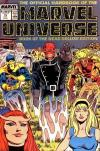 Official Handbook of the Marvel Universe #19 comic books for sale