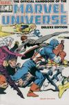 Official Handbook of the Marvel Universe #2 comic books - cover scans photos Official Handbook of the Marvel Universe #2 comic books - covers, picture gallery