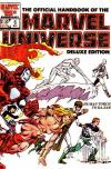 Official Handbook of the Marvel Universe #6 comic books for sale