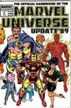Official Handbook of the Marvel Universe #4 Comic Books - Covers, Scans, Photos  in Official Handbook of the Marvel Universe Comic Books - Covers, Scans, Gallery