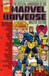 Official Handbook of the Marvel Universe #16 comic books for sale