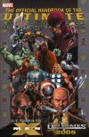 Official Handbook of the Ultimate Marvel Universe: The Ultimates and X-Men 2005 #1 comic books for sale